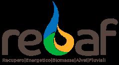 REBAF - Recupero Energetico Biomasse Alvei Fluviali Logo